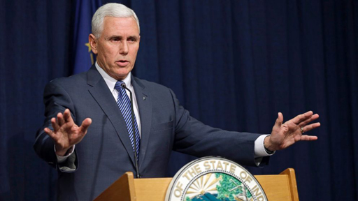 As if it wasn't enough that gay quislings were allowing their business to be used by the anti-LGBTQ politician, it seems Pence skipped out of town without paying the local police for the added security to the tune of $24,000.