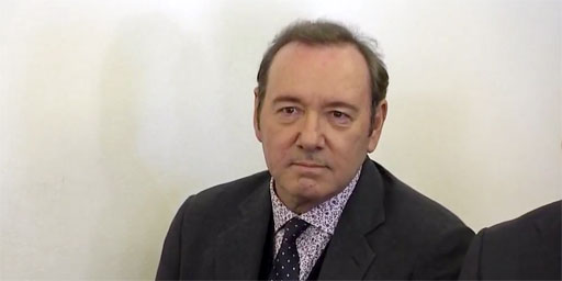 The Blast is reporting the masseur who filed a lawsuit against Academy Award winner Kevin Spacey for alleged sexual battery says two other men have told him they, too, were victims of sexual misconduct by Spacey.