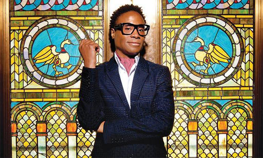 Looking back at Billy Porter's extensive recording career.
