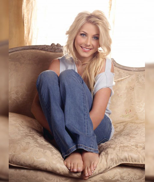 """In a new interview for Women's Health Magazine, DWTS alum/America's Got Talent judge Julianne Hough shares that she once told her husband, """"You know I'm not straight, right?"""""""