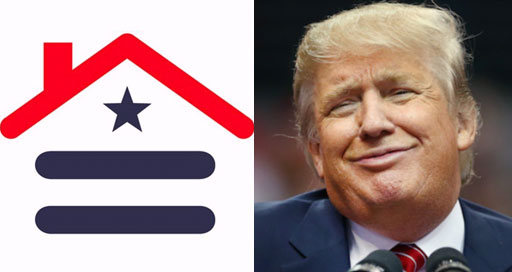 Despite the Trump administration's numerous attacks on the LGBTQ community, the Log Cabin Republicans, a gay conservative political group, has endorsed the Donald for reelection.