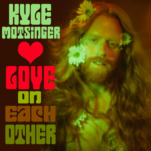 """Out singer/songwriter Kyle Motsinger just released his latest single, """"Love On Each Other,"""" in advance of his upcoming album to be released this winter."""