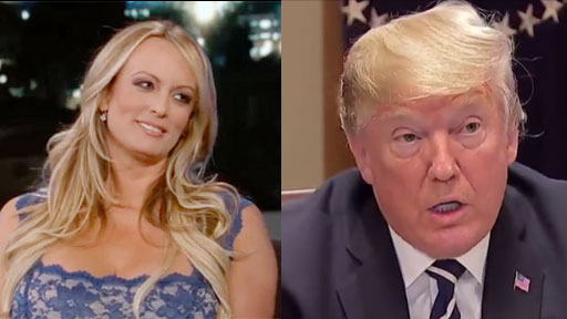 Manhattan DA Revives Investigation Into Trump Payments To Stormy Daniels