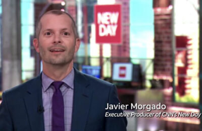 CNN executive producer Javier Morgado