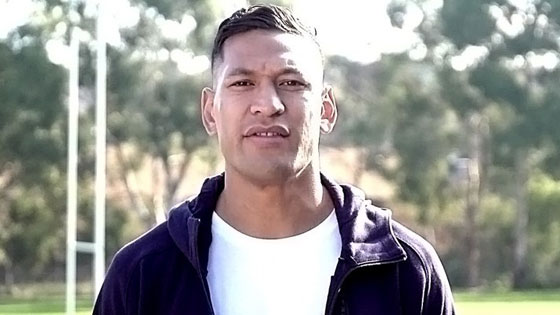 Will Israel Folau be allowed to return to professional rugby after being fired for homophobic social media posts?