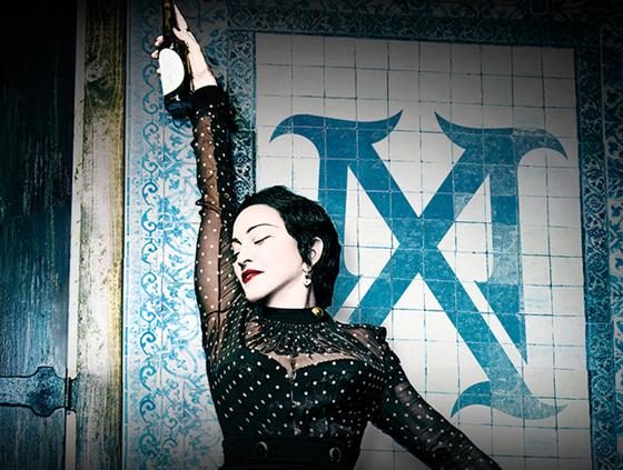 Madonna premiered her Madame X concert in Brooklyn last night