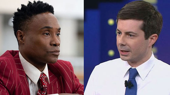 Billy Porter wins at the Emmy Awards, Mayor Pete Buttigieg had a 'grumpy' moment with the LGBT media