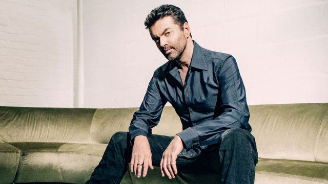 Photo of George Michael by Andrew Macpherson