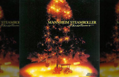 The cover for Mannheim Steamroller's Silent Night