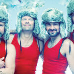 Bearforce1 makes its annual appearance on my holiday music cavalcade