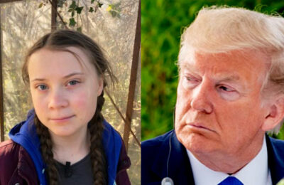 Donald Trump criticized a 16-year-old girl on Twitter after she was named TIME Magazine's Person of the Year