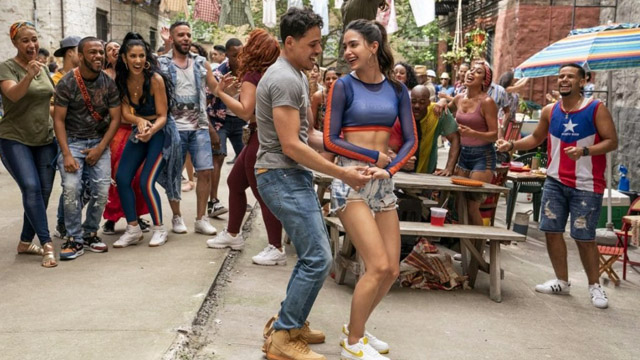 Broadway hit musical In The Heights comes to the silver screen in Summer 2020