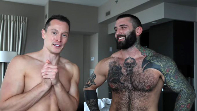 Markus Kage chats with Davey Wavey about what he learned doing gay-for-pay adult films