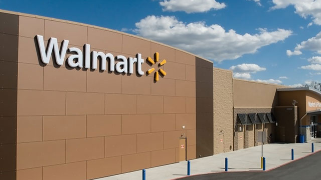 Walmart stores doing more to protect customers and employees during coronavirus epidemic