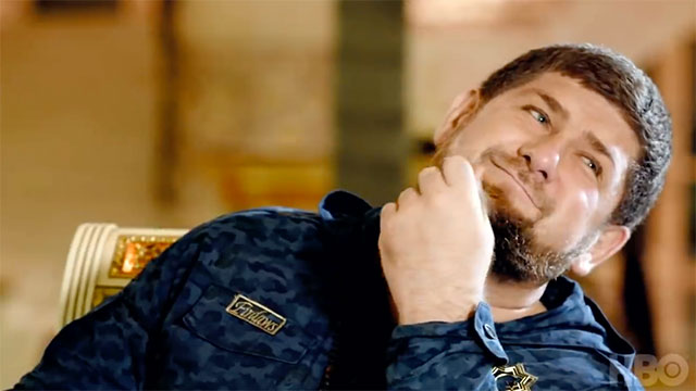 Ramzan Kadyrov, leader of Chechnya, denies reports of the deadly gay purge in his country