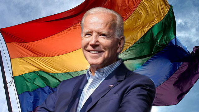 What LGBTQ campaign promises will Joe Biden be able to achieve in his first days as president?
