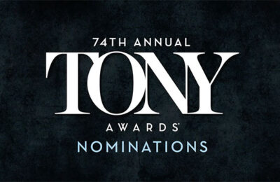 The 74th Tony Award nominations were announced today