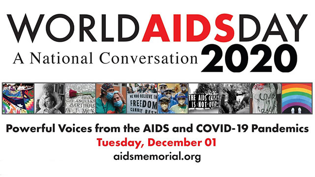Announcing the 2020 World AIDS Day National Conversation