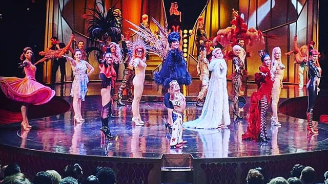 Zumanity by Cirque du Soleil Closes at New York-New York