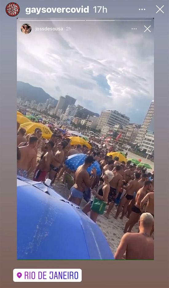 Rio's Revolution circuit party