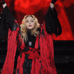 Madonna was blamed by a member of Congress for the attack on the U.S. Capitol last week