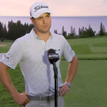 Justin Thomas apologizes after using word 'faggot' during Tournament of Champions