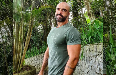 Kiko Riaze reconnects with nature down in Rio