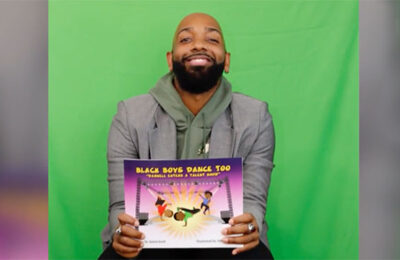 Professional choreographer Jamal Josef pens children's book 'Black Boys Dance Too'