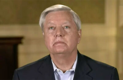Sen. Lindsey Graham says rioters should not be pardoned