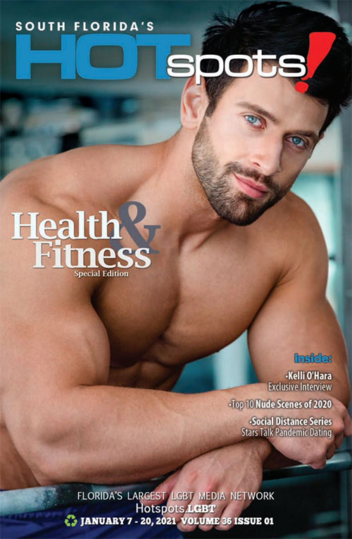South Florida's Hot Spots health and fitness issue