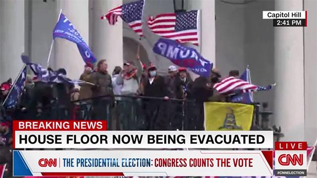 Screen capture via CNN