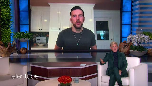 TJ Osborne on The Ellen DeGeneres Show