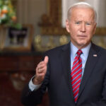 President Joe Biden speaks with Norah O'Donnell of CBS News