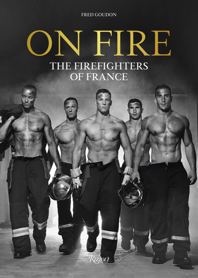 Photographer Fred Goudon honors firefighters in a new calendar out February 16