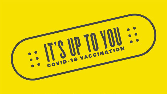 A new campaign from The Ad Council encourages people to ask questions about vaccinating against the coronavirus and where to get answers