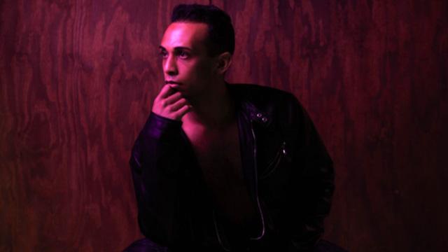 Out music artist Matt Thompson