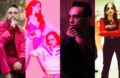 L-R Joshua Sade James, Starbird and the Phoenix, Matt Thompson, Heather Baron-Gracie