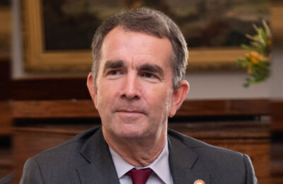 Governor Ralph Northam of Virginia