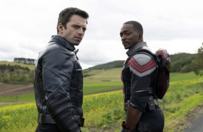 StanSebastian Stan and Anthony Mackie in 'The Falcon & the Winter Soldier'