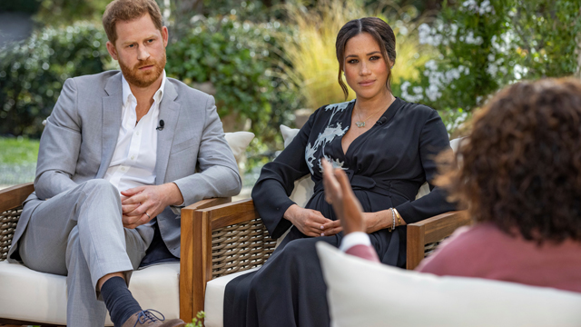 Prince Harry and Meghan Markle, Duchess of Sussex