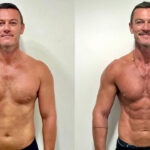 Beauty and the Beast star Luke Evans got ripped during COVID lockdown