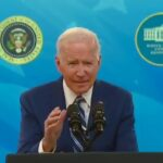 President Joe Biden asks governors to reinstate face mask requirements before pandemic surges again