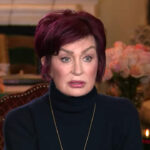 Sharon Osbourne tells ET she believes she was setup in the latest Meghan Markle chat on The Talk
