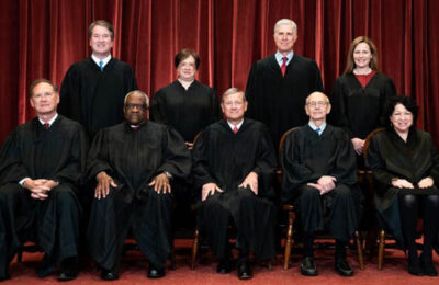 The U.S. Supreme Court (2021)