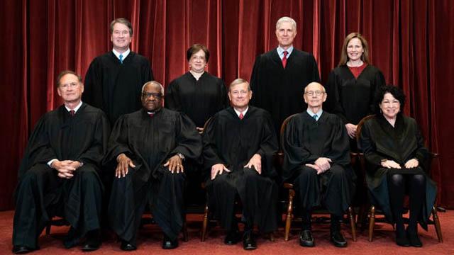 The U.S. Supreme Court (2021)