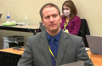 Former police officer Derek Chauvin invoked his 5th Amendment right to not testify in his own defense