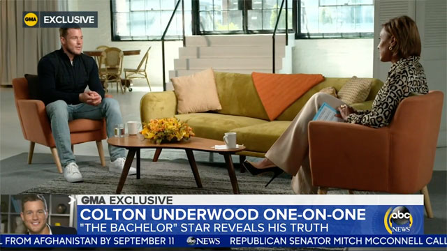 Colton Underwood sits down with GMA's Robin Roberts