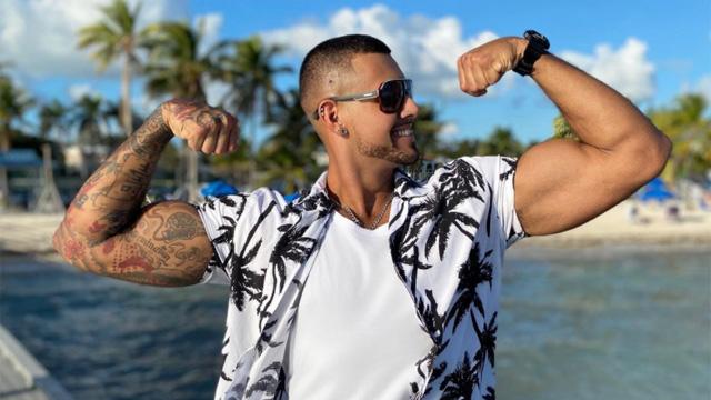 Antonio aka 'Fitness Papi'