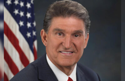 Sen. Joe Manchin of West Virginia