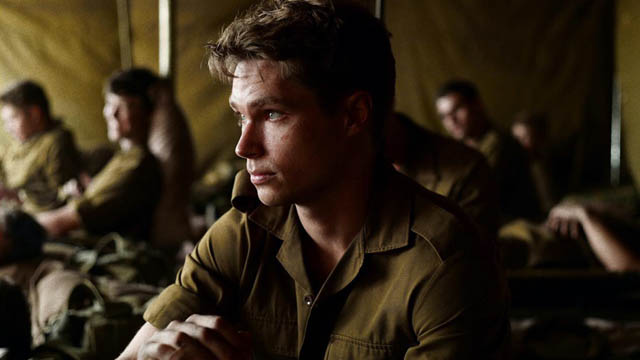Kai Luke Brummer in 'Moffie'